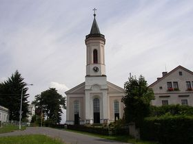 The Old Catholic Church in Varnsdorf