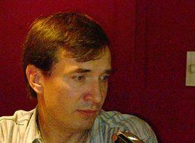 Ricardo Basovník, foto: Roman Casado