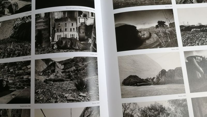 Exils, photo: repro Koudelka, Návraty / Kant