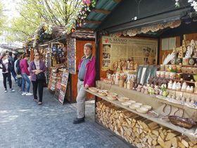 Czech Easter market, photo: Jekatěrina Staševská