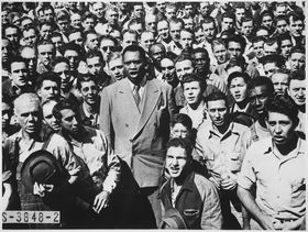 Paul Robeson, photo: U.S. National Archives and Records Administration, public domain