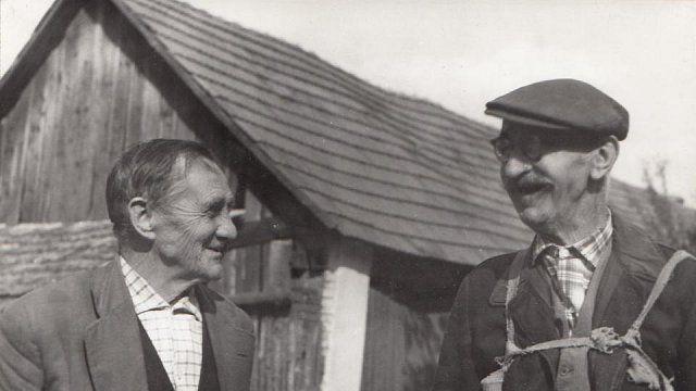 Франтишек Трубачик (справа), фото: Post Bellum