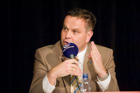 Jan Bauer, foto: Khalil Baalbaki, archiv ČRo