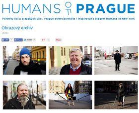 "Blog ""Humans of Prague"""
