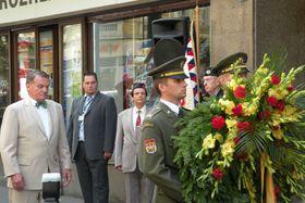 Bohuslav Svoboda (à gauche), photo: Jiří Němec