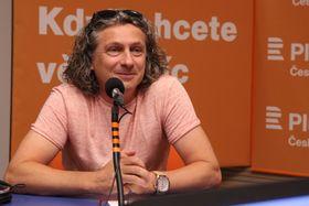 Роберт Миколаш, фото: Яна Пржиносилова, Архив Чешского Радио