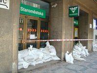 Станция Староместска, 15 августа