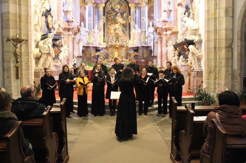 Photo: Site officiel de l'ensemble Čeští madrigalisté