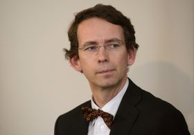 Petr Drulák, photo: CTK