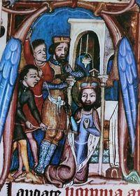 El asesinato del príncipe Venceslao