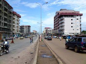 Conakry, photo: Maarten van der Bent, CC BY-SA 2.0