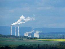 La centrale thermique de Počerady, photo: Štěpánka Budková