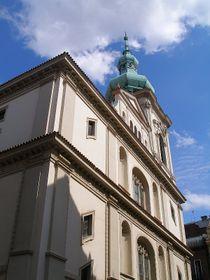 Evangelische Salvatorkirche (Foto: Jan Polák, Wikimedia CC BY-SA 3.0)