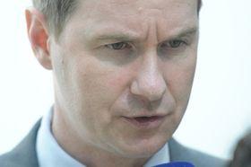 Petr Gazdík (Foto: ČTK)