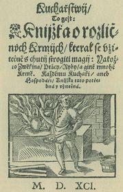 Kochbuch von Bavor Rodovský z Hustiřan