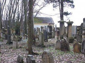 Židovský hřbitov vJičíně, foto: www.basevi.cz