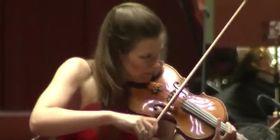 Janine Jansen (Foto: YouTube)