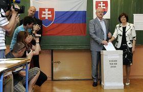 Le président slovaque Ivan Gašparovič, photo: CTK