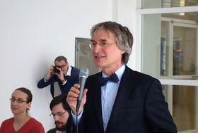 Jindřich Vybíral, photo: Academia