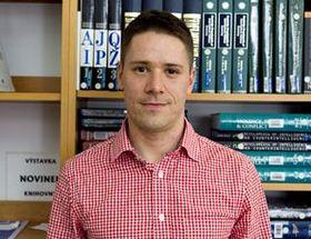 Ondřej Horký-Hlucháň, photo: Site officiel de l'Institut des relations internationales de Prague