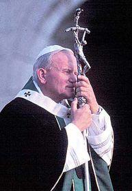 Juan Pablo II (Foto: CTK)