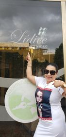 Lidice Palau, foto: archivo de Lidice Palau