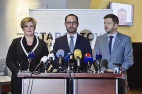 Ян Фарски (в центре), фото: ЧТК