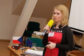 Lucie Šídová, foto: archivo de la organización Placer sin Riesgo