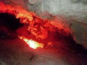 Bozkovské jeskyně - Peklo, foto: autorka