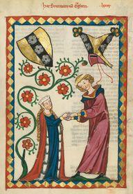 Photo illustrative: Codex Mannese, public domain