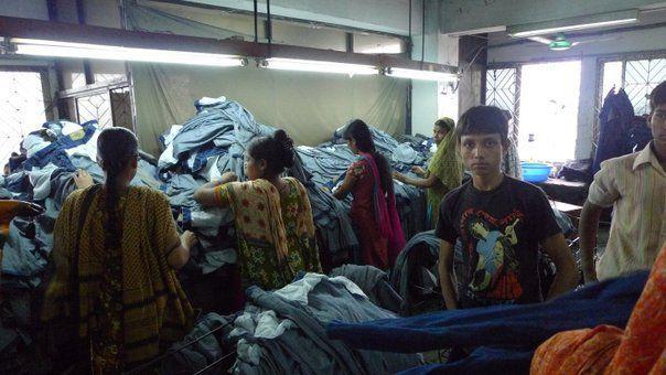 22a159e404c Conditions du travail dans l industrie du textile   une main d œuvre ...