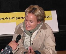 Kay Reynolds (Foto: Elena Horálková)