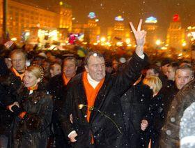 Viktor Yushchenko (Foto: CTK)