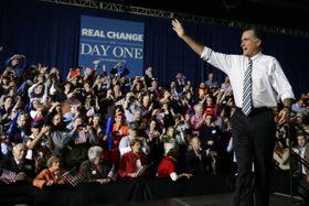 Mitt Romney, photo: CTK