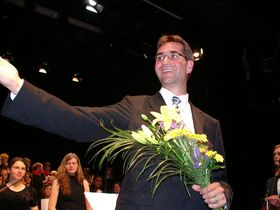 Komponist und Chorleiter Stephan Reiß
