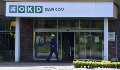 La mine de Darkov, photo: ČTK/Jaroslav Ožana