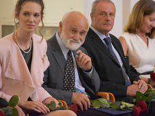 Josef Opatrný (el segundo de izquierda), foto: Ondřej Tomšů