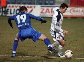 Slovan Liberec - Slovacko, photo: CTK