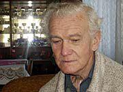 Profesor Emanuel Vlček, foto: Zdeněk Vališ / Český rozhlas - Radio Praha