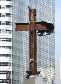 Ground Zero en New York, 10 de septiembre de 2002, foto: CTK