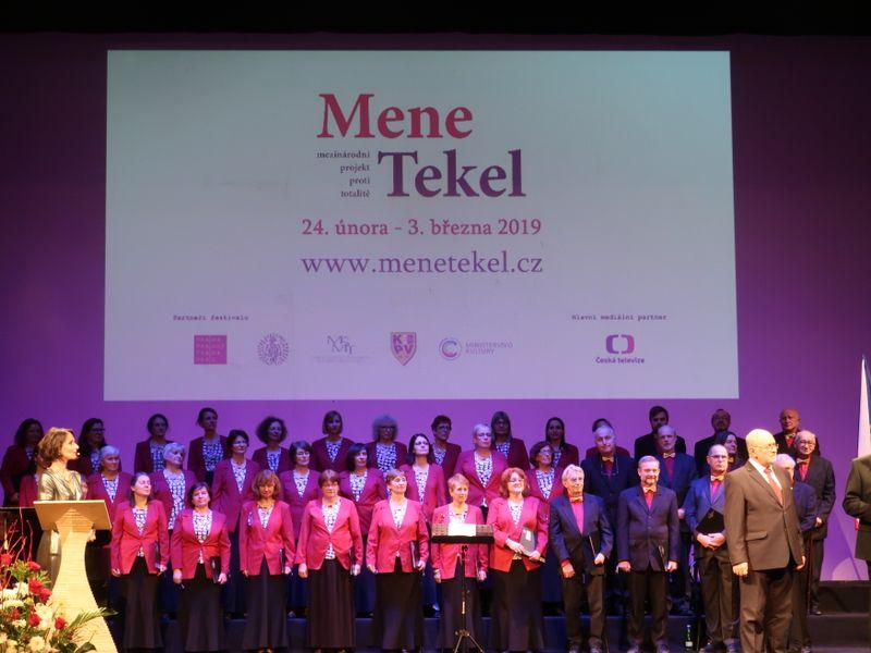 "El premio ""Caballero de la Cultura Checa"", foto: Martina Schneibergová"