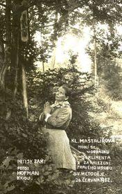 Klementina Maštalířová