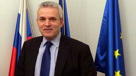 Генеральный консул Чешской Республики в Санкт-Петербурге Карел Кюнл, фото: Катерина Айзпурвит