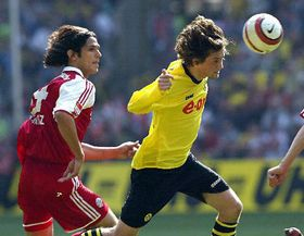 Tomas Rosicky (on the right), photo: CTK