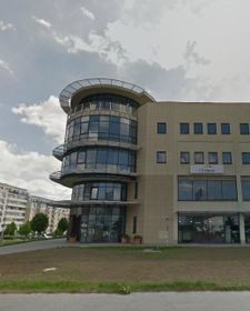 Die Hauptverwaltung der Firma MBtech Bohemia ist in Prag (Foto: Google Street View)