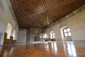 Châteaude Renaissance de Telč, photo: Ondřej Tomšů
