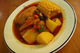 Sancocho, la sopa colombiana, foto: Kristýna Maková
