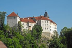 Château de Vimperk, photo: SchiDD, CC BY-SA 4.0