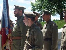 Празднования 100-летней годовщины битвы, Фото: Мартина Била, Чешское радио - Радио Прага