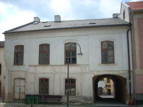 La maison du rabbin, photo: Schuminka janička, CC BY 3.0 Unported